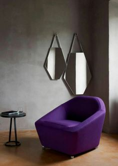 Mon Beau Mirrors by Michael Koenig  Cinna / http://www.cinna.fr