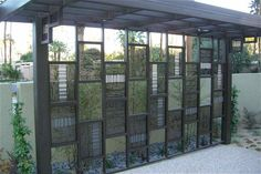 glass art for walls - Google Search