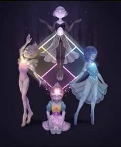Pink Diamond Jewelry - rare and expensive, how much do they cost? Steven Universe Theories, Steven Universe Drawing, Steven Universe Wallpaper, Universe Art, Steven Universe Anime, Perla Steven Universe, Steven Universe Diamond, Steven Universe Sardonyx, Malachite Steven Universe