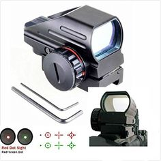 SpecificationHigh quality Durable Sturdy for using Easy to carry to anywhere. Parallax corrected and unlimited eye-relief. Very light weight waterproof and shockproof.Low power consumption for long...