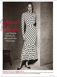 Vogue Alemanha Janeiro 2015 | Andreea, Hilary, Karmen e Amanda por Giampaolo Sgura [Editorial]