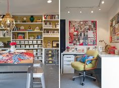 You'll Never Believe These 19 Rooms Were Once Garages via Brit + Co.