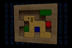 Sliding Puzzle Dog - SketchUp,SOLIDWORKS,AutoCAD,Parasolid,Autodesk 3ds Max,OBJ,STEP / IGES - 3D CAD model - GrabCAD