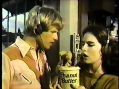 Reese's Peanut Butter Cups   #Hey #You #Got #Peanut #Butter #in #My #Chocolate #1981 #CM #Commercial #TV