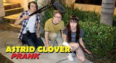Astrid Clover - Prank