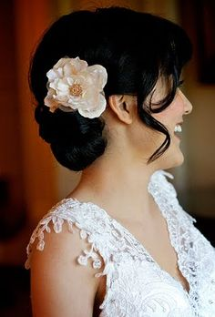 The 10 Best Wedding Hairstyle Ideas of 2010 | Wedding Dresses and Style | Brides.com | Brides.com
