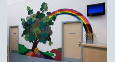 Mike Ayres Design Tactile Wall Panels and Wall Murals for Special Needs, Doctors and Dentist offices. Sensory Toys For Autism, Sensory Rooms, Interactive Projection, Sound Wall, Unique Lighting, Design Consultant, Special Needs, Kid Spaces, Wall Murals