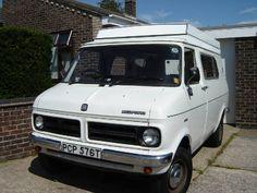 Bedford Van, Classic Campers, Cool Vans, British Rail, Camper Van, Motorhome, Tiny House, Transportation, Wheels