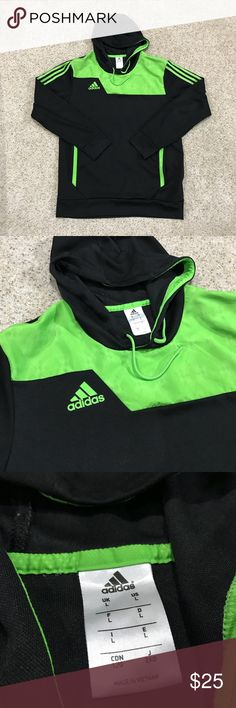 Adidas Hoodie Size Large  In good condition adidas Sweaters
