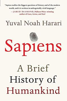 Went From Hunter-Gatherers To Space Explorers, But Are We Happier? Sapiens: a brief history of humankind by Yuval Noah Harari. Fascinating and very easily readSapiens: a brief history of humankind by Yuval Noah Harari. Fascinating and very easily read Sapiens Book, Reading Lists, Book Lists, Reading Time, Ernst Hemingway, Brief History Of Humankind, Books To Read, My Books, Thing 1