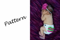 Ruffle bottom crochet diaper cover on etsy..yeah I know it's not a hat..BUT it's CUTE!