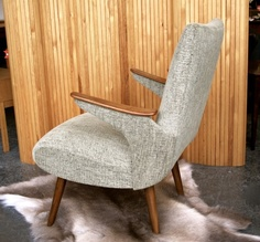 Danish 1960′s Armchair | 20th Century Scandinavia