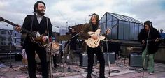 The Beatles' final public performance on 30 January 1969 -watch complete show