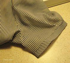 La Sewista!: Simplicity 2501 Sleeves
