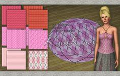 Katelys' Pattern set - KnitKnot