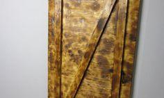 En Bricomanía vamos a hacer una puerta corredera rústica: un trabajo sencillo y…