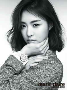 Lee Yeon-Hee 이연희 marie claire 화보 8p