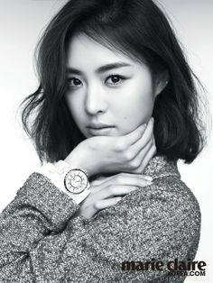 Lee Yeon-Hee 이연희 marie claire 화보 8p