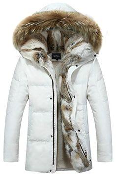 APTRO Couple's White Duck Down Faux Fur Lining Long Warm Hooded Jacket White Womens 2XL(Mens S) APTRO http://www.amazon.co.uk/dp/B018LJRNQ0/ref=cm_sw_r_pi_dp_p07xwb1NSRAMP