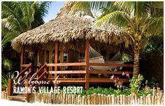 Ramons Village Resort in San Pedro, Belize