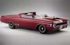 Dodge Charger Roadster Concept Car (1964)