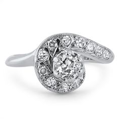 The Millie Ring #BrilliantEarth