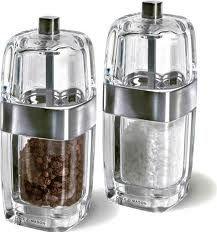 unique salt and pepper grinders - Google Search