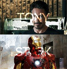 I suppose the reason why he is my favourite Avenger is because he is as close to the villain as a hero can get.
