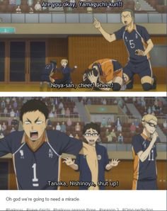2/2 Oh dear, season 3 of Haikyuu!! looks promising