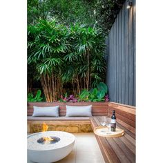 Back Garden Design, Small Backyard Design, Backyard Patio Designs, Small Backyard Landscaping, Garden Decking Ideas, Small Garden Planting Ideas, New Build Garden Ideas, Cool Garden Ideas, Small Back Garden Ideas