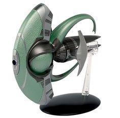 Spock's Jellyfish Model Ship