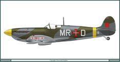 www.clavework-graphics.co.uk aircraft supermarine_spitfire spitfire_mk5_016.html