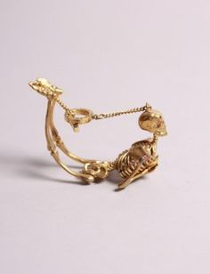 Skeleton Bracelet! Cool!