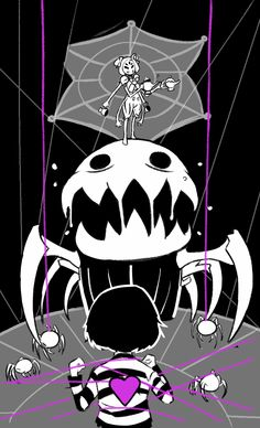I think Undertale is one of the best games I have ever watched. If you get a chance watch Cry Plays: Undertale! Muffet Undertale, Undertale Undertale, Frisk, Undertale Drawings, Toby Fox, Underswap, Best Games, Chara, In This World