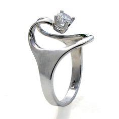 Isis Egyptian ring by Arosha Taglia $74