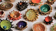 Donna Greenberg`s wonderful polymer clay accessories