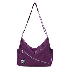 11 Colors! Light Women Messenger Shoulder Crossbody Bags Good Quality Fashion Waterproof Nylon Handbags for Ladies Hot Sale #Affiliate