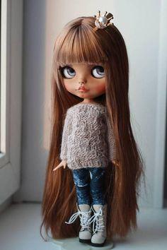 Blythe doll/ Blythe.