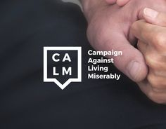 """Check out this @Behance project: """"CALM Rebrand."""" https://www.behance.net/gallery/52898753/CALM-Rebrand"""
