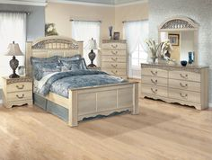 Bedroom Sets Light Wood beautiful light wooden raised bed with drawers and matching
