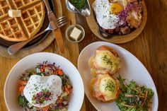 Whether you're looking for crowd-pleasing eggs Benedict or fantastic dim sum, we've got you covered.