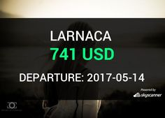Flight from Phoenix to Larnaca by Royal Jordanian    BOOK NOW >>>