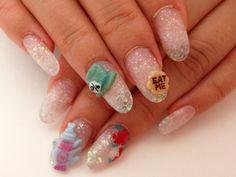Kawaii Nails 3D