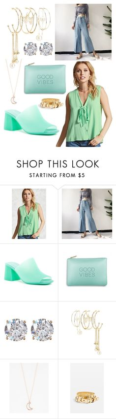"""""""Saint Vincent City"""" by lolita061 on Polyvore featuring Forever 21, Jeffrey Campbell, Nordstrom Rack, Charlotte Russe, Full Tilt and Topshop"""