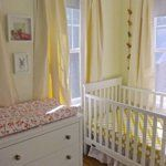 A Buttercream Yellow Nursery in Boston — My Room | Apartment Therapy