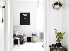 A place for work, a pace for rest. #home #interiordesign