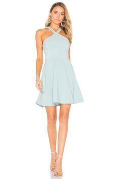 LIKELY Ashland Dress in Aquamarine