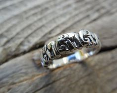 Rings by steph on Etsy
