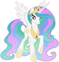 Princesa  selestia