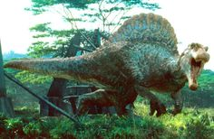 Spinosaurus in 'Jurassic Park III' (Photo: Universal Pictures)